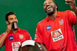 Kl Rahul Takes Cheeky Dig At Chris Gayle On His 40th Birthday