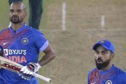 Virat Kohli And Shikhar Dhawan Amazed By David Miller One Handed Catch Reaction Goes Viral