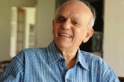 Former India Test Openar Madhav Apte Passes Away In Breach Candy Hosptial Mumbai