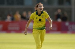 West Indies Vs Australia Megan Schutt Makes History With Second White Ball Hat Trick