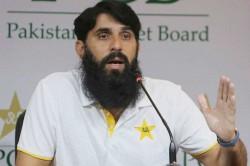 Let S Talk Cricket Pakistan Head Coach Misbah Ul Haq Shuts Down Question On Kashmir