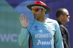 Mohammad Nabi Set To Retire From Test Cricket After Bangladesh Match