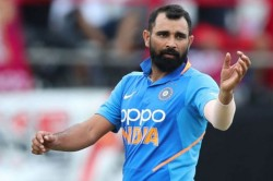West Indies Vs India Arrest Warrant Against Indian Bowler Mohammad Shami