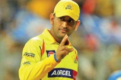 Ms Dhoni Will Lead Chennai Super Kings Next Year Confirms N Srinivasan