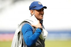 Ms Dhoni Shares Super Sweet Video Of His Friends Playing Cricket