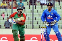 Bangladesh Batsman Tamim Iqbal Picks Ms Dhoni As The Skipper In His All Time World Cup Xi