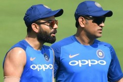 Virat Kohli Selectors Should Decide On Ms Dhoni S Future Says Sourav Ganguly