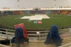 Pakistan Vs Sri Lanka Live Cricket Score 1st Odi Toss Delayed Due To Rain
