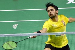 Korea Open 2019 Semi Final Highlights Parupalli Kashyap Sinks To Kento Momota