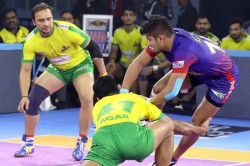 Pkl 2019 Dabang Delhi Become First To Score 50 Points This Season In Win Over Tamil Thalaivas