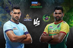 Raiding Extravaganza On The Cards As Tamil Thalaivas Take On Patna Pirates