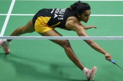 Pv Sindhu Crashes Out Of China Open