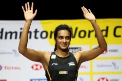 China Open 2019 Pv Sindhu Beat Li Xuerui 21 18 21 12 And And Advance To The Second Round