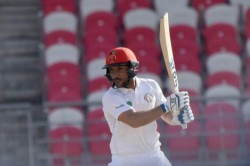 Rahmat Shah Becomes The First Afghanistan Batsman To Register A Test Century
