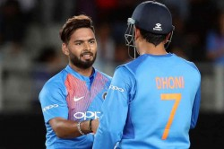 Just Want To Improve Myself Rishabh Pant On Comparisons With Ms Dhoni