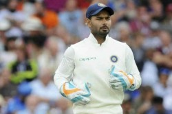 West Indies Vs India Rishabh Pant Breaks Ms Dhoni S Wicketkeeping Record