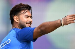 Nobody Gifted Me A Place In The Indian Team I Earned It Says Rishabh Pant
