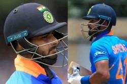 Virat Kohli On Rishabh Pant And Shreyas Iyer Both Coming Out To Bat No