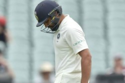 Board President S Xi Vs South Africa Rohit Sharma Dismissed For Duck As An Opener