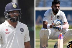 Kl Rahul S Inconsistency Makes Room For Rohit Sharma As Test Opener Ganguly