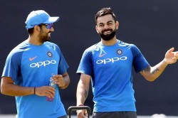 Difference Of Opinion Cannot Be Seen As Conflict Shastri On Alleged Kohli Rohit Rift