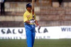 Sachin Tendulkar Scored His 1st Odi Hundred Exactly 25 Years Ago This Day
