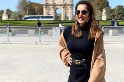 Viral Photos Sania Mirza Enjoys Sister Anam Mirza S Paris Bachelorette Trip