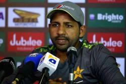 Sarfraz Retains Pakistan Captaincy Babar Named Deputy