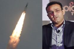 Virender Sehwag Lauds Isro S Effort Geeta Phogat Says Whole Country Proud Of Them
