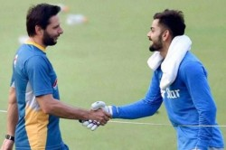 Shahid Afridi Names 4 Best Batsmen Of World Cricket Took The Name Of India Captain Virat Kohli