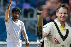 Who Can Stop Steve Smith Jasprit Bumrah 100 Says Former England Pacer