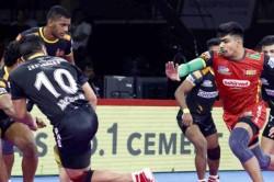 Pro Kabaddi 2019 Bengaluru Bulls Beat Telugu Titans 40