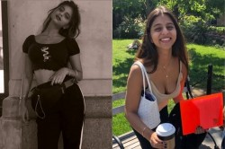 See New Pics Shah Rukh Khan S Daughter Suhana Khan Is Settling Into Life As A Student