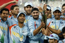 Years Ago On September 24 Team India Lifted The Inaugural World T20 Trophy In Southafrica