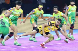 Pkl 2019 Pardeep Narwal Shines As Patna Pirates Play Out A Thrilling Tie With Telugu Titans