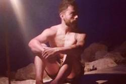 Virat Kohli Trolled Over Shirtless Photo