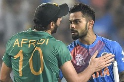 India Vs South Africa Virat Kohli Equals Shahid Afridi S T20i Feat