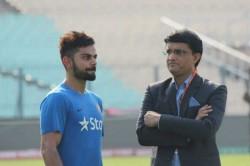 Sourav Ganguly Urges Virat Kohli To Bring Back Wristspinners To T20 Feels Skipper Guidance Will Help