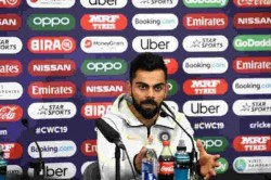 West Indies Vs India Dressing Room Feels Calm When Hanuma Vihari Is Batting Says Virat