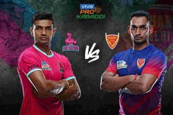 Pkl 2019 Dabang Delhi Look To Continue Fine Form Against Jaipur Pink Parthers