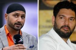 India Don T Need No 4 Batsman Yuvraj Singh Reacts Funny Over Harbhajan Singh Tweet