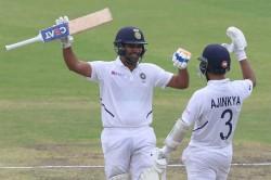 India Vs South Africa 3rd Test Ajinkya Rahane Century Rohiit Sharma 150 Cruise As India Continue To