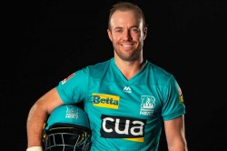 Ab De Villiers Signs For Brisbane Heat Will Make Big Bash League Debut
