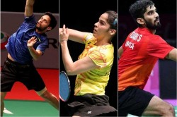 French Open Saina Nehwal Enters Into 2nd Round Kidambi Srikanth Parupalli Kashyap Knocked Out