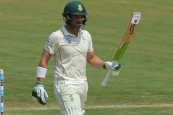 Ind Vs Sa Dean Elgar 1st South African Batsman After Hashim Amla To Hit A 100 In India