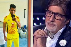 Deepak Chahar Shares A Picture From Amitabh Bachchan Kbc 11 Expects To Win Purple Cap In Ipl
