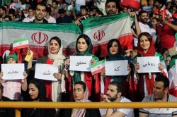 Thousands Of Women Will At Last Be Allowed To Attend A Soccer Match In Iran