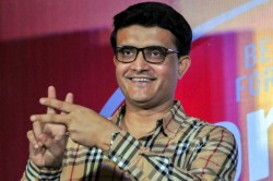 Sourav Ganguly Timeline From India Captain To Bcci President