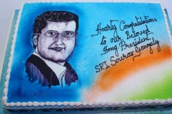 Cab Members And Kolkata Fans Rolls Out The Red Carpet For Sourav Ganguly