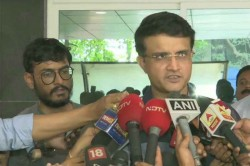 Conflict Of Interest Is An Issue It Really Needs To Be Looked At Sourav Ganguly